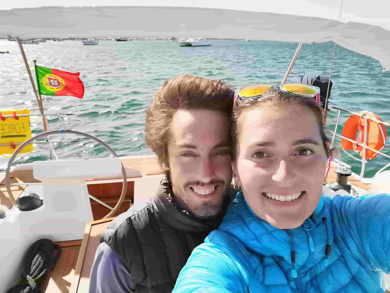 sailing-holidays-vacations-sailboat-yacht-charter-vacances-flamand-rose-Let's-Sea-azoresonboard-fun-pink-love